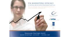 2009: Un marketing efficace le nouveau défi de votre établissement sanitaire